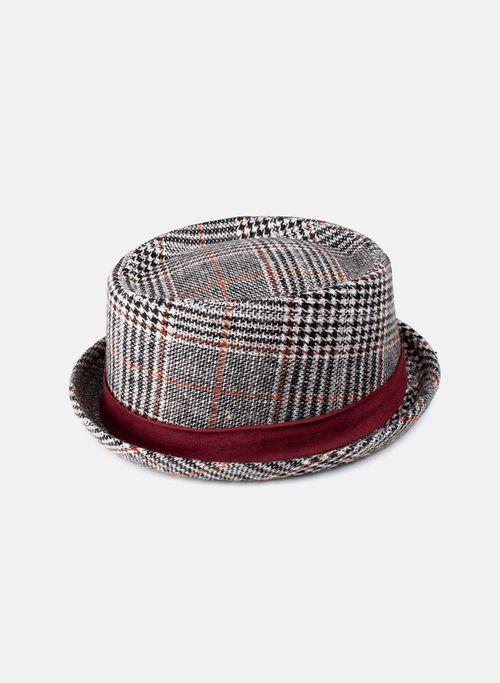 Sombrero Color Negro Aldo Conti