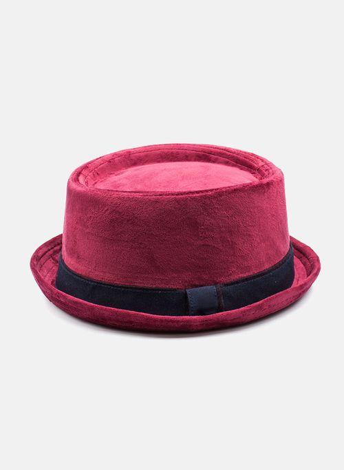 Sombrero Color Vino Aldo Conti