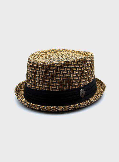 Sombrero Color Beige Argento