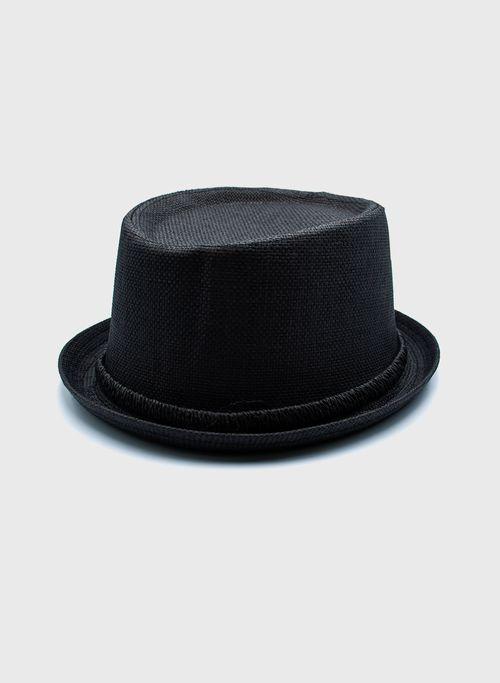 Sombrero Color Negro Argento