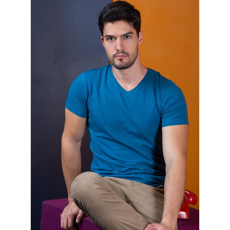 Playera--Casual-Color-Azul-Marca-Vermonti