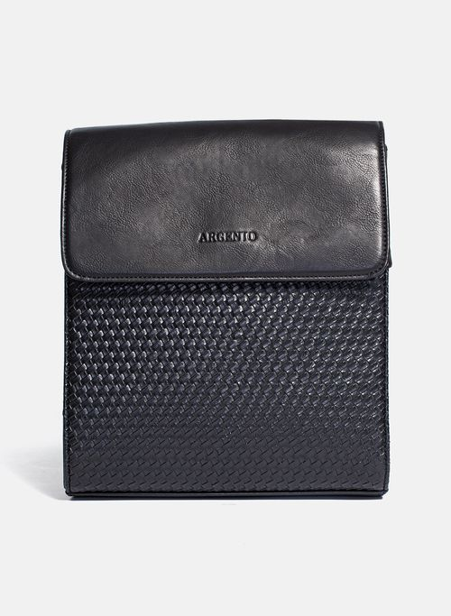 Maletin De Viaje Color Negro Argento