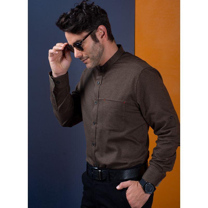 Camisa--Casual-Color-Cafe-Marca-Vermonti