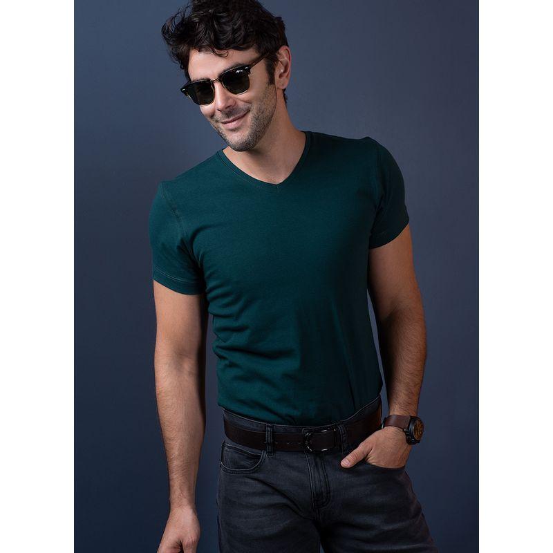 Playera--Casual-Color-Verde-Marca-Vermonti