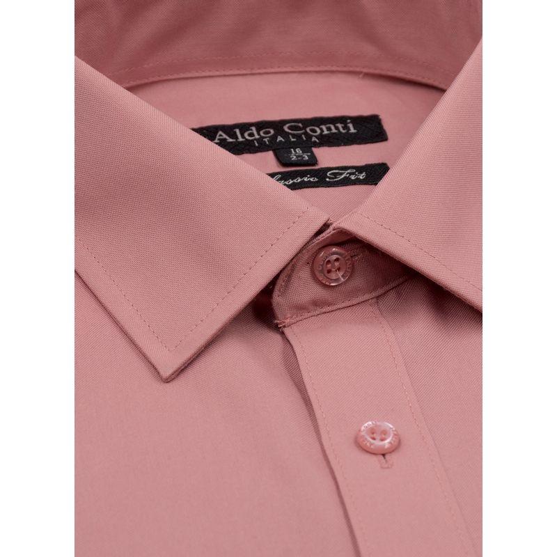 Camisa--Vestir-Color-Rosa-Marca-Aldo-Conti-Black