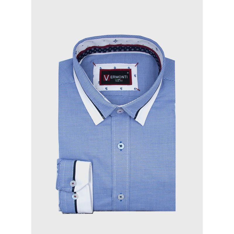 Camisa--Vestir-Color-Azul-Marca-Vermonti-Super-Slim-Fit