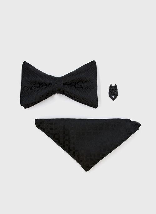 Moño  Accesorios Color Negro Marca Argento