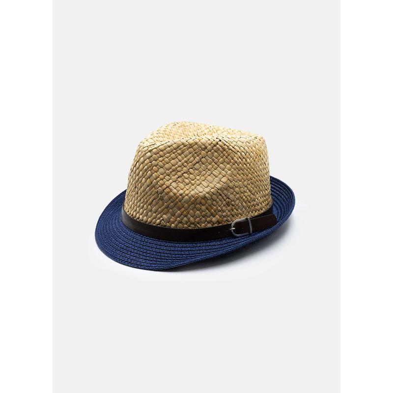 Sombrero--Accesorios-Color-Azul-Marca-Argento.-Composicion---100-PAPEL