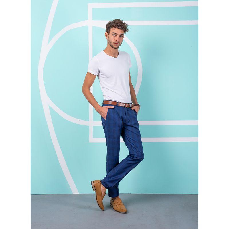 Pantalon--Vestir-Color-Azul-Marca-Aldo-Conti-Lexus.-Composicion---