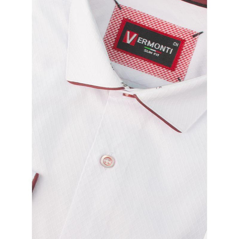 Camisa--Vestir-Color-Blanco-Marca-Vermonti-Super-Slim-Fit.-Composicion---60-POLIESTER-40-ALGODON