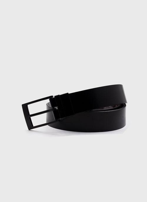 Cinturon  Accesorios Color Negro Marca Vermonti. Composición:  100%PIEL