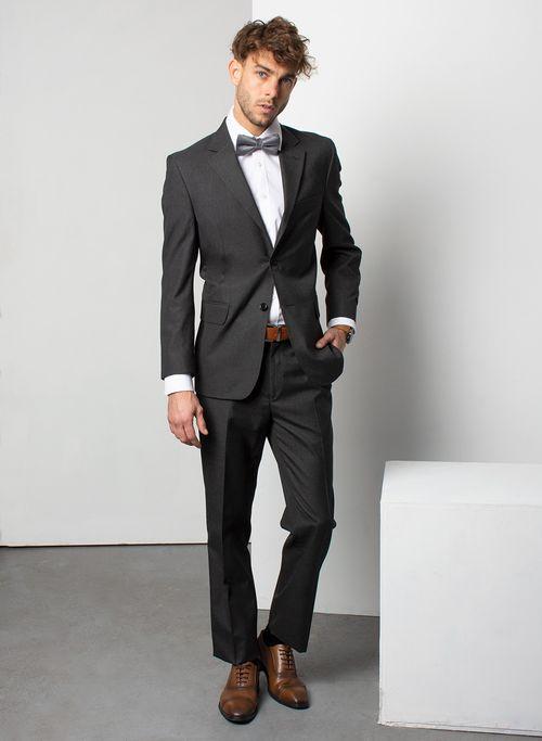 Traje  Vestir Color Negro Marca Vasanti. Composición:  55% POLIESTER 45% VISCOSA