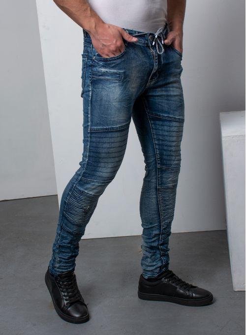 Jeans, Azul, Skinny Fit