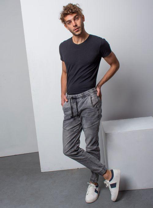 Jeans, Gris, Slim Fit, Marca Vermonti
