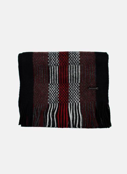 Bufanda  Accesorios Color VinoMarca Vermonti. Composición: