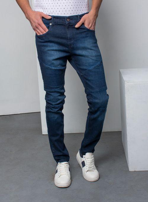 Jeans, Azul, Skinny Fit, Marca Aldo Conti Lexus