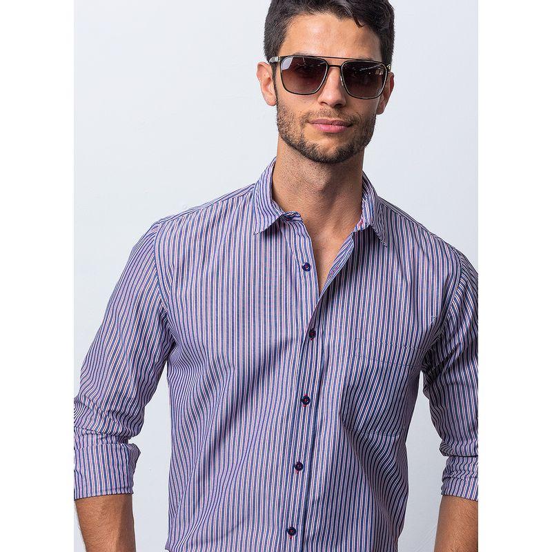 Camisa-Casual-Color-Rojo-Marca-Vermonti.-Composicion-