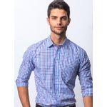 Camisa-Casual-Color-Turquesa-Marca-Aldo-Conti.-Composicion-