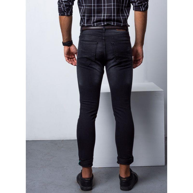 Jeans-Casual-Color-Negro-Marca-Aldo-Conti-Lexus.-Composicion-