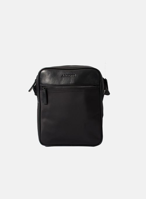Maletin De Viaje  Accesorios Color Negro Marca Argento. Composición:  100%NYLON